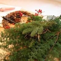 クリスマスリース・お正月飾り特別レッスン